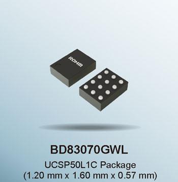 MOSFET 내장 승강압 DC/DC 컨버터 「BD83070GWL」