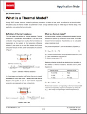 What is a Thermal Model?
